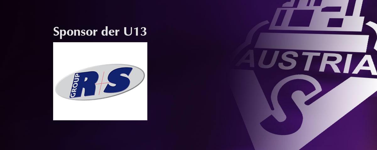 RS Group – Sponsor der U11