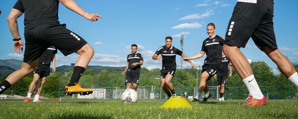 Trainingsauftakt in Rif
